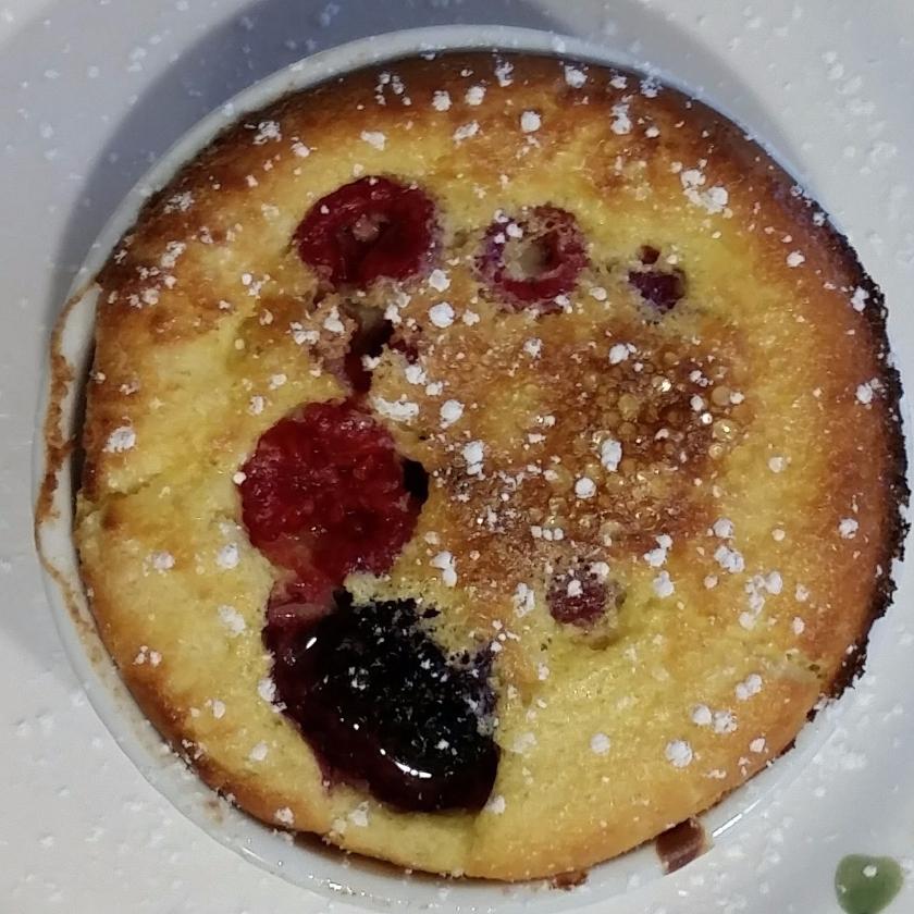 Puffy pancake